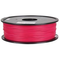 Inland Premium 1.75mm Magenta PLA+ 3D Printer Filament - 1kg Spool (2.2 lbs)