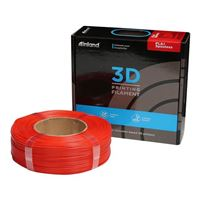 Inland Premium 1.75mm Red PLA+ 3D Printer Filament - Spooless