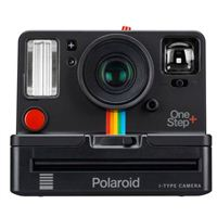 Polaroid OneStep+ Instant Film Camera - Black