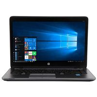 "HP EliteBook 840 G2 14"" Laptop Computer Refurbished - Gray"