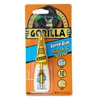 Gorilla Glue Super Glue Brush and Nozzle 10g