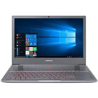 "Samsung Notebook Odyssey Z 15.6"" Gaming Laptop Computer - Silver"