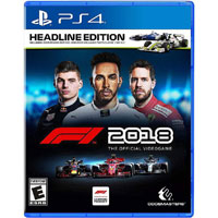 Codemasters F1 2018 Headline Edition (PS4)