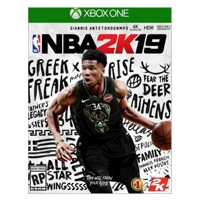 2K Games NBA 2K19 (Xbox One)