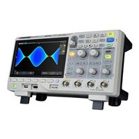 Siglent Technologies SDS1104X-E Super Phosphor Digital Oscilloscope