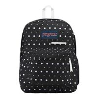 "Jansport Laptop Backpack Fits up to 15"" - Black Dot Swell"