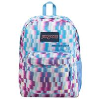 "Jansport Digibreak Laptop Backpack Fits up to 15"" - Jagged Plaid"