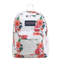 "Jansport Laptop Backpack Fits up to 15"" - Watercolor Roses"