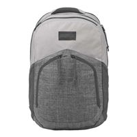 "Jansport Recruit 2.0 Laptop Backpack Fits Screens up to 15"" - Gray"