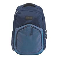 "Jansport Recruit 2.0 Laptop Backpack Fits Screens up to 15"" - Blue Jay Yard Dye"