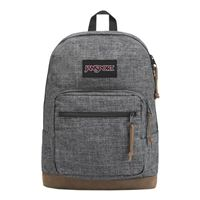 "Jansport Right Pack Digital Edition Laptop Backpack Fits Screens up to 15"" - Grey Heathered Poly"