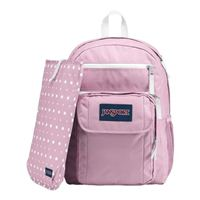 Jansport Digital Student Laptop Backpack - Mauve Mist