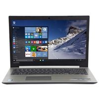 "Lenovo IdeaPad 320-15IAP 15.6"" Laptop Computer Refurbished - Grey"