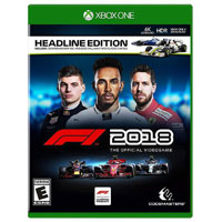 Codemasters F1 2018 (Xbox One)