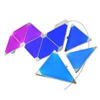 Nanoleaf Aurora Rhythm Smarter Kit - 9 Light Triangles