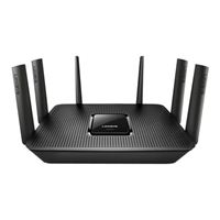 Linksys EA9300 Max-Stream AC4000 Tri-Band Wireless Router Refurbished