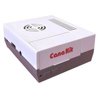 CanaKit Raspberry Pi Retro Gaming Case - White/Gray