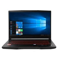 "MSI GF63 15.6"" Gaming Laptop Computer - Black"