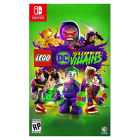 Electronic Arts LEGO DC Supervillains (Switch)