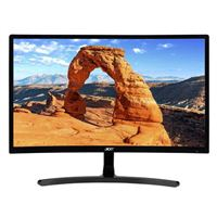 "Acer ED242QR 23.6"" Full HD 144Hz DVI HDMI DP FreeSync Curved LED Gaming Monitor"