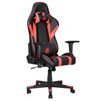 Inland MACH Gaming Chair - Black/Red