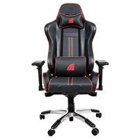 Inland Thunder Gaming Chair - Black/Red