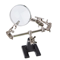 Velleman Helping Hand with Magnifier