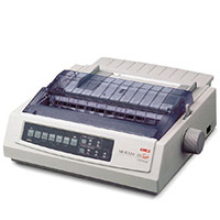 Okidata Microline 320 Turbo 9 Pin Dot Matrix Printer