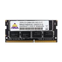 Neo Forza 8GB DDR4-2400 (PC4-19200) CL17 SO-DIMM Laptop Memory (Apple...