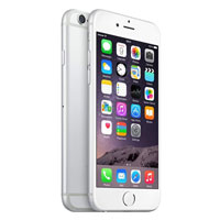 Apple iPhone 6 Unlocked 4G LTE - Silver (Remanufactured) Smartphone