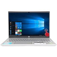 "HP Pavilion 15-cs0053cl 15.6"" Laptop Computer Refurbished - Silver"