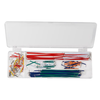 Velleman Assorted Jumper Wire Set - 140 Piece