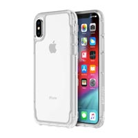 Griffin Survivor Clear Case for iPhone XS - Clear