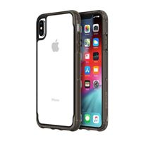 Griffin Survivor Clear Case for iPhone XS Max - Clear/ Black