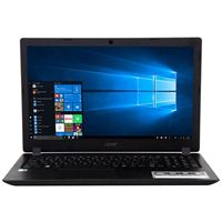 "Acer Aspire 3 A315-51-31GK 15.6"" Laptop Computer Refurbished - Black"