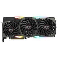 MSI GeForce RTX 2080 Ti Gaming X Trio Triple-Fan 11GB GDDR6 PCIe 3.0 Graphics Card