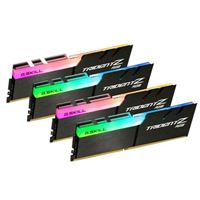 G.Skill Trident Z RGB 32GB 4 x 8GB DDR4-3200 PC4-25600 CL16 Quad Channel Desktop Memory Kit