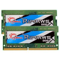 G.Skill Ripjaws 16GB 2 x 8GB DDR4-2666 PC4-21300 CL19 Dual Channel...