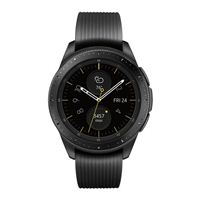Samsung Galaxy 42mm Smartwatch - Midnight Black