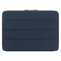 "SOLO Bond Laptop Sleeve Fits Screens up to 15.6"" - Navy"