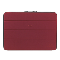 "SOLO Bond Laptop Sleeve Fits Screens up to 15.6"" - Red"