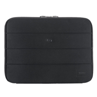 "SOLO Bond Laptop Sleeve Fits Screens up to 17.3"" - Black"
