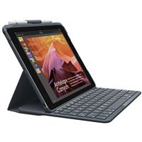 Logitech Slim Keyboard Folio Case for Apple iPad