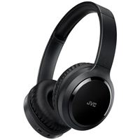 JVC On Ear Bluetooth Noise Canceling Headphones - Black