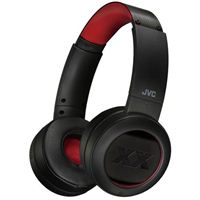 JVC Xtreme Xplosive On Ear Bluetooth Headphones - Black