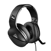 Turtle Beach Atlas One PC Gaming Headset - Black