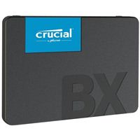 "Crucial BX500 240GB SSD Micron 3D NAND SATA III 6Gb/s 2.5"" Internal Solid State Drive"
