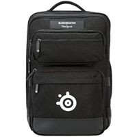 "Targus +SteelSeries Gaming Laptop Backpack Fits Screens up to 17.3"" - Black"