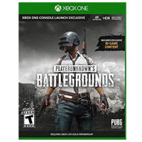 Microsoft PLAYERUNKNOWN'S BATTLEGROUNDS - Xbox One