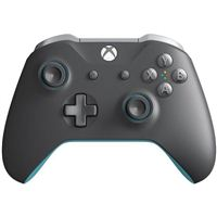 Microsoft Xbox One Grey Blue Controller